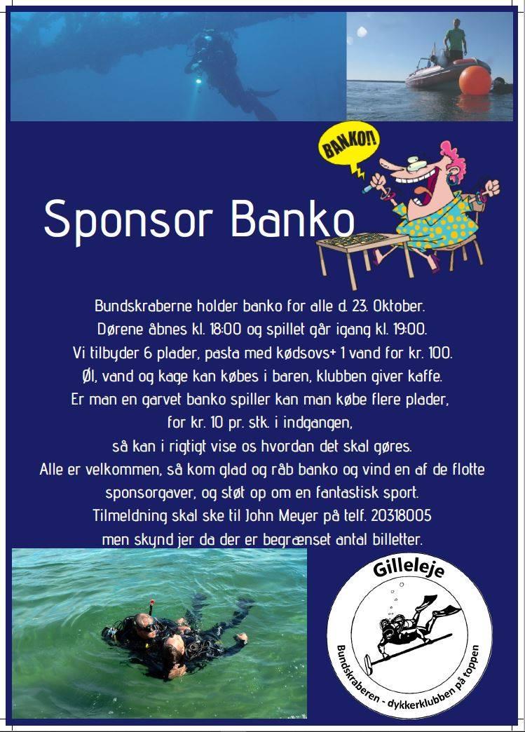 Sponsor Banko